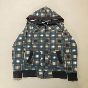 VOLCOM Ladies Hooded Jacket sz.S